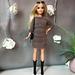 Coffe dress Barbie Petite pattern