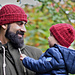 Daddy-Son hat pattern