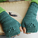 Emerald Fingerless Mittens pattern