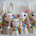Funny Bunny Family pattern