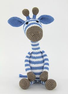 Onwijs Ravelry: Giraffe Gijs Mini pattern by Stip & Haak HN-58