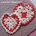 Granny Hearts pattern