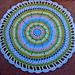 Beach Umbrella Mandala pattern