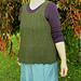 Marcellina Vest pattern