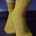 Gerda Socks pattern